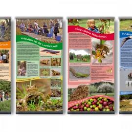 Rollups für den Naturschutzverband Südpfalz (NVS)