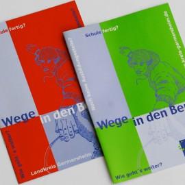 Broschüre für das Jugendamt Kreis GER
