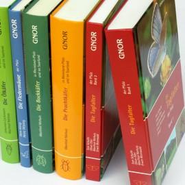 Fachbücher für die Gesellschaft für Naturschutz und Ornithologie Rheinland-Pfalz e. V. (GNOR)