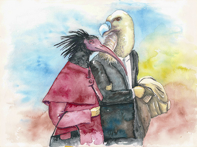 Vogelmenschen